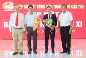 Tổng Giám đốc Đất Xanh Tây Nam Bộ được bổ nhiệm làm Phó Chủ tịch Hiệp hội Bất động sản TP. Cần Thơ