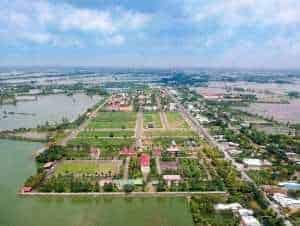 Khởi sắc nông thôn mới huyện Vĩnh Thạnh – Bệ phóng cho bất động sản phát triển